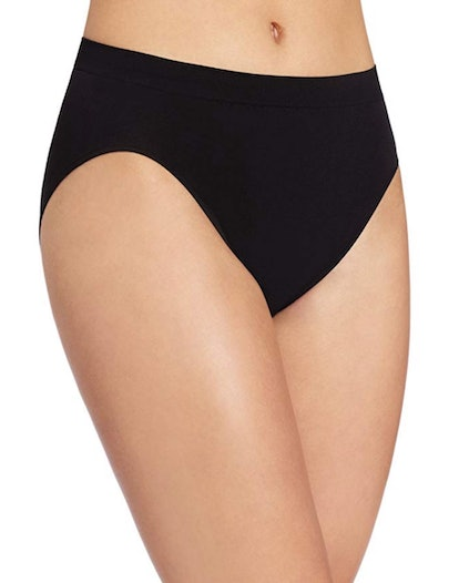 Bali Women's Comfort Seamless High-Cut Brief Panty