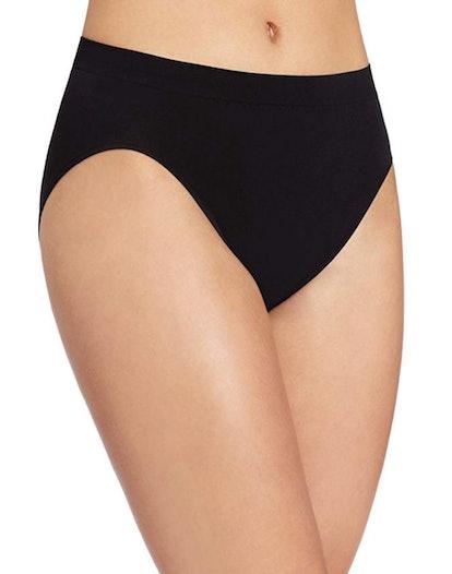 Bali Women's Comfort Seamless High-Cut Brief Panty