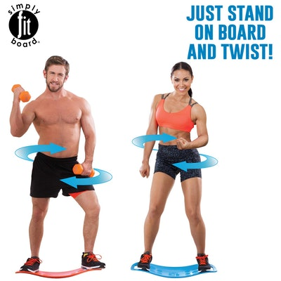 Simply Fit Balance Workout Board