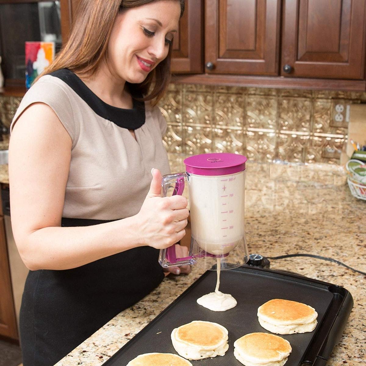 KP Kitchen Pancake Batter Dispenser
