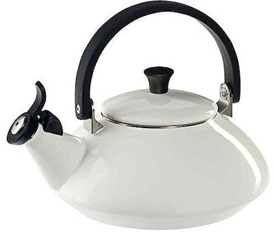 Le Creuset Enamel-On-Steel Zen Teakettle