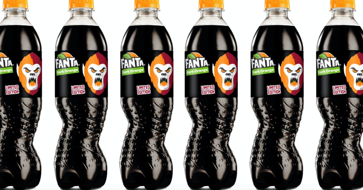 Black Fanta Is Now On Sale At ASDA, Just In Time For Halloween 2019