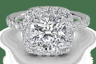 2 Carat Cushion Diamond
