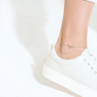 Icon Anklet