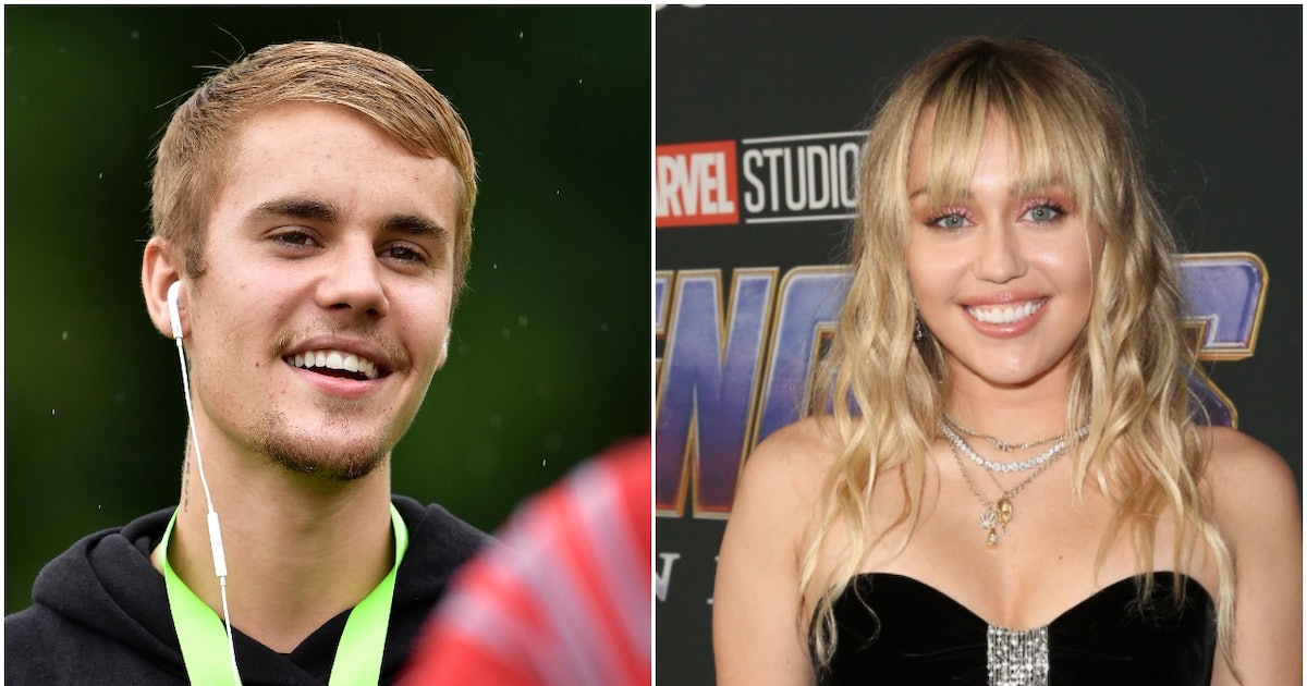 Miley Cyrus' Response To Justin Bieber's Instagram About His Mental Health Is So Supportive