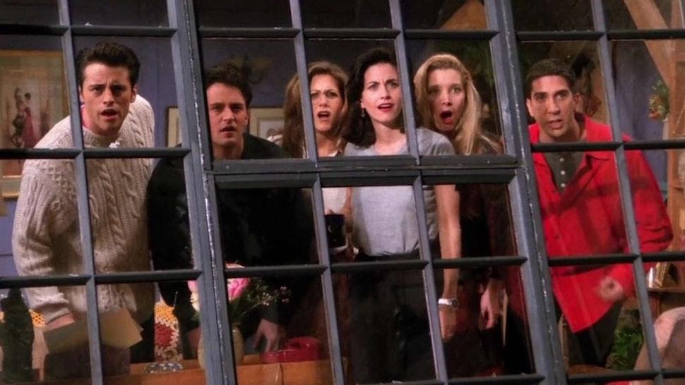 TBS' 'Friends' Anniversary Marathon Is Happening All Month