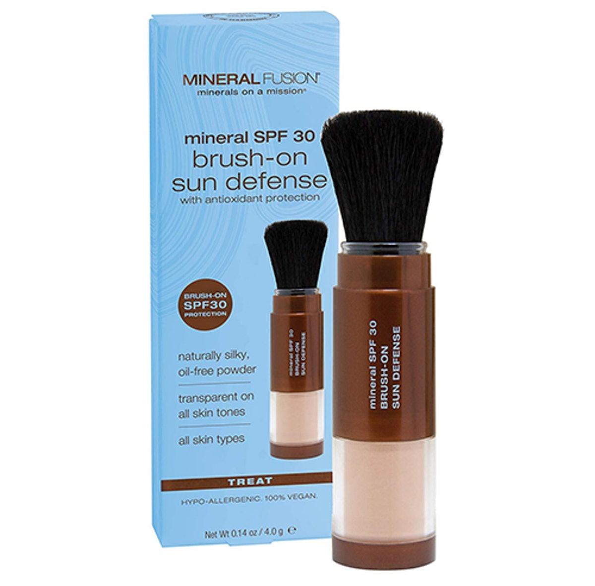 Mineral Fusion Brush-On Sun Defense