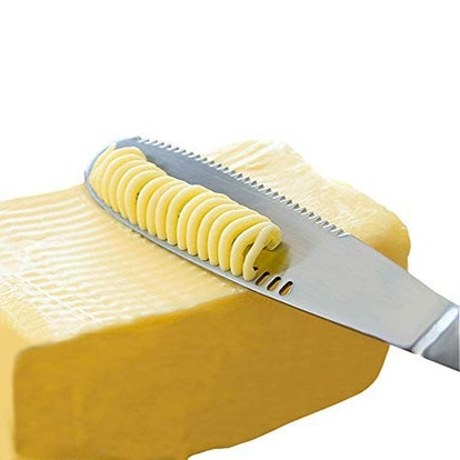 Simple Spreading Butter Knife (Set of 2)