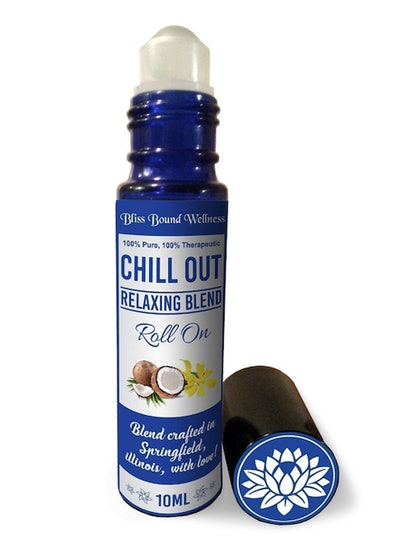 Chill Out Anxiety Relief and Sleep Essential Oil Roller