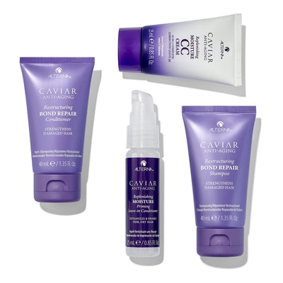 Alterna Haircare Repair & Replenish Kit