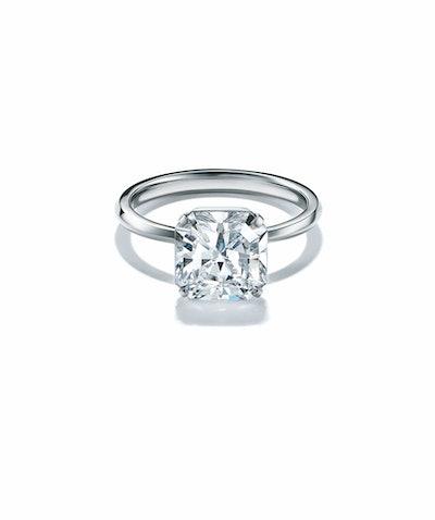 Tiffany True Engagement Ring