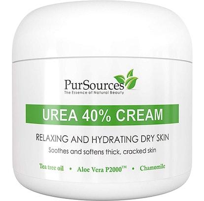 PurSources Urea 40% Cream