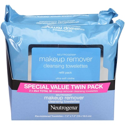 Neutrogena Makeup Removing Wipes (50 Count)