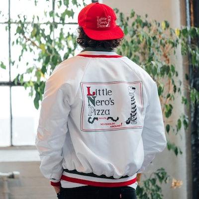 Little Nero's Pizza Bomber Jacket