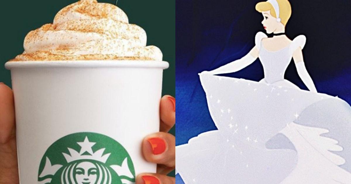 "How To Order A ""Cinderella Latte"" At Starbucks During Pumpkin Season"