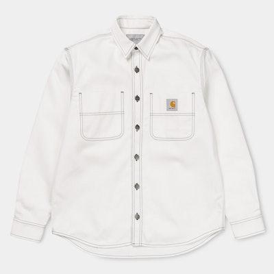 Chalk Work Shirt Jacket
