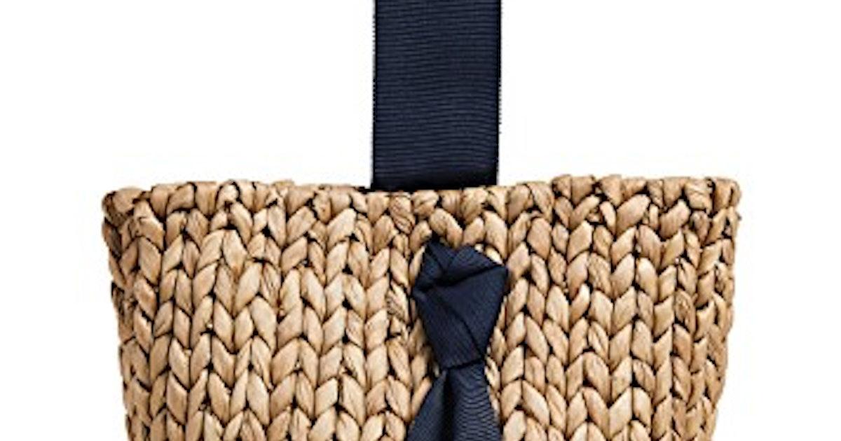 Katherine Schwarzenegger & Reese Witherspoon's Favorite Basket Bag Deserves A Spot In Your Wardrobe ASAP