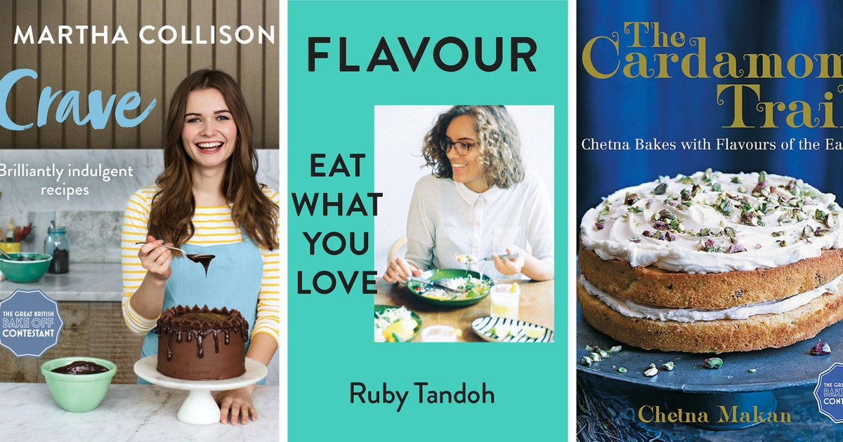 7 Cookbooks By 'The Great British Bake Off' Stars That Are Packed Full Of Showstoppers