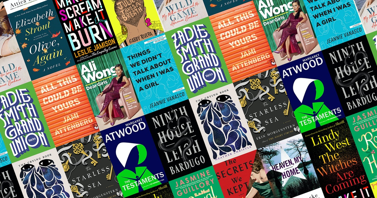 36 New Books Of Fall 2019 You Need To Have On Your Autumn Reading List