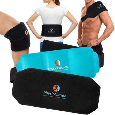 PhysioNatural Hot and Cold Compress Gel Pack