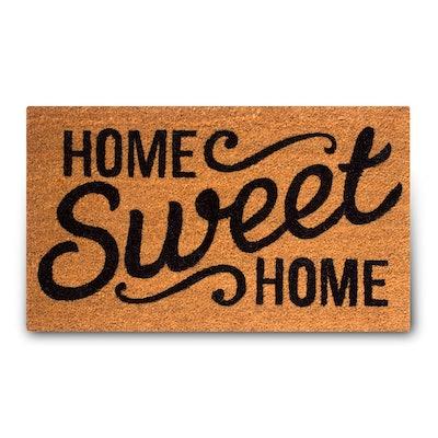 PLUS Haven Pure Coco Coir Home Sweet Home Doormat