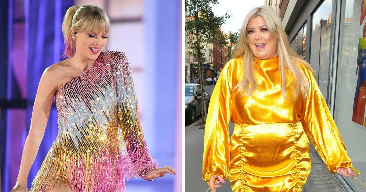 """Taylor Swift Just Revealed Whether Gemma Collins Inspired THAT """"London Boy"""" Lyric"""