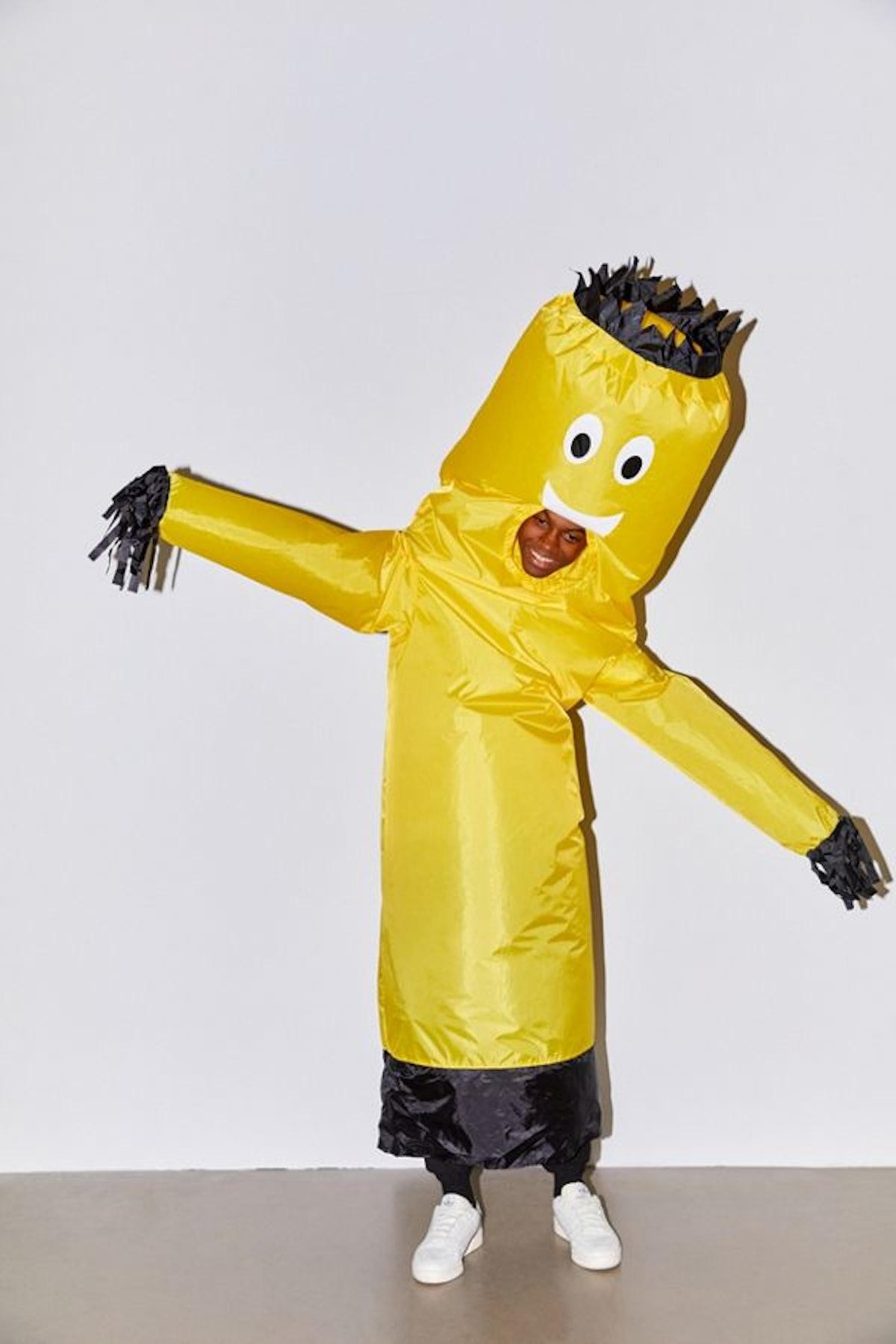 Wacky Wavy Tube Guy Costume