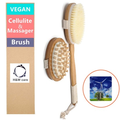 H&W Care Vegan Body Brush