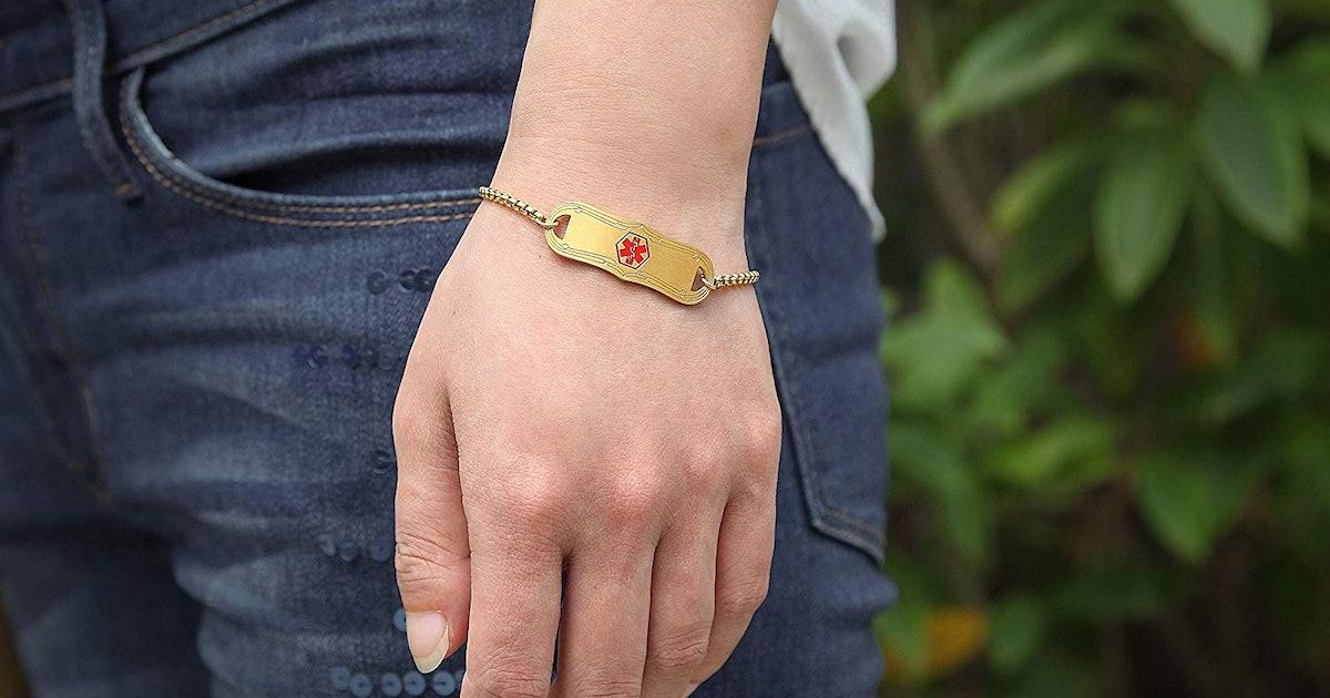 8 Stylish Medical Alert Bracelets