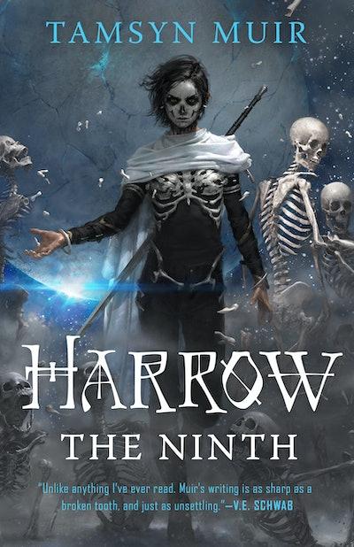 'Harrow the Ninth' by Tamsyn Muir