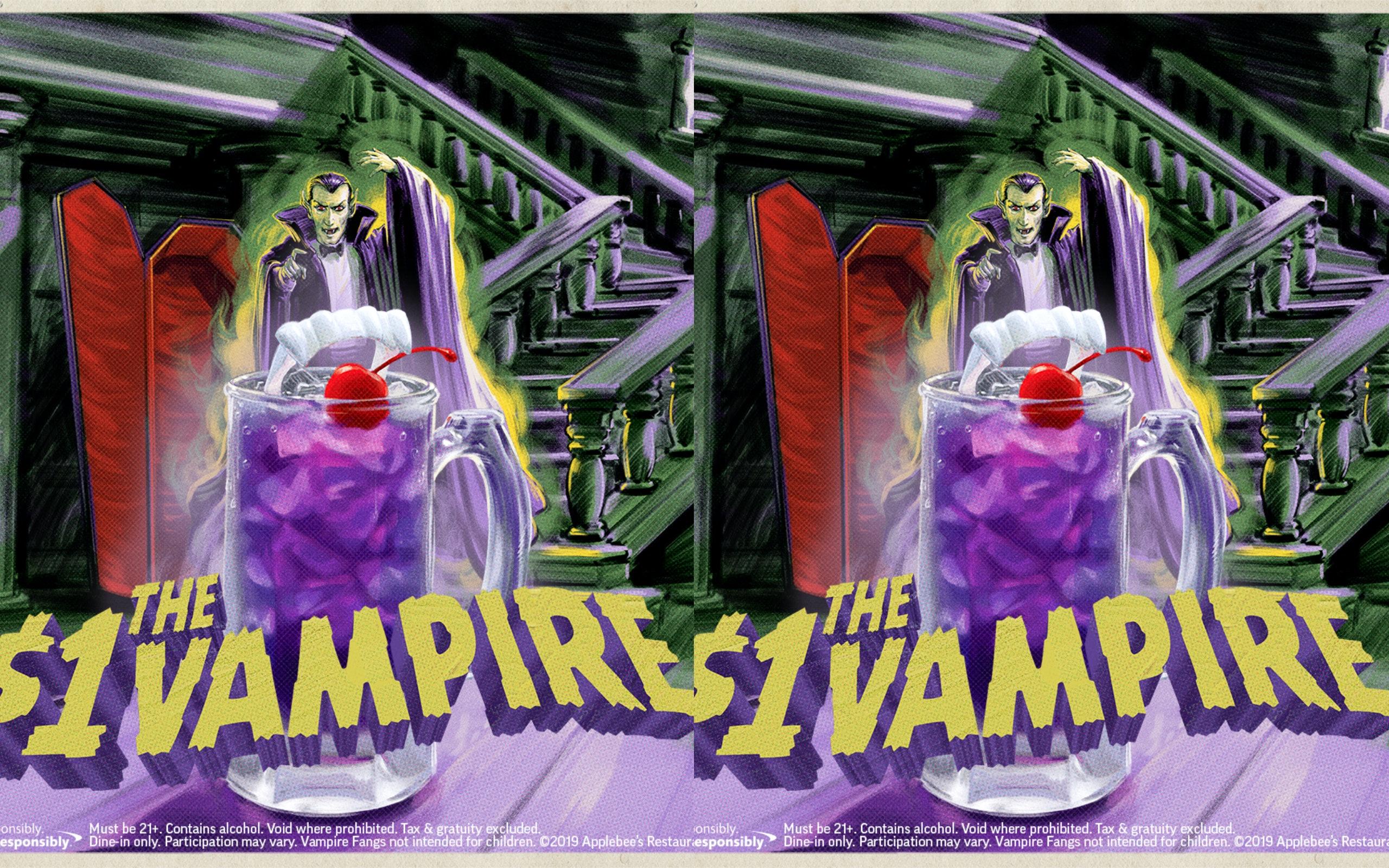 The Best Vampire Applebee's Images
