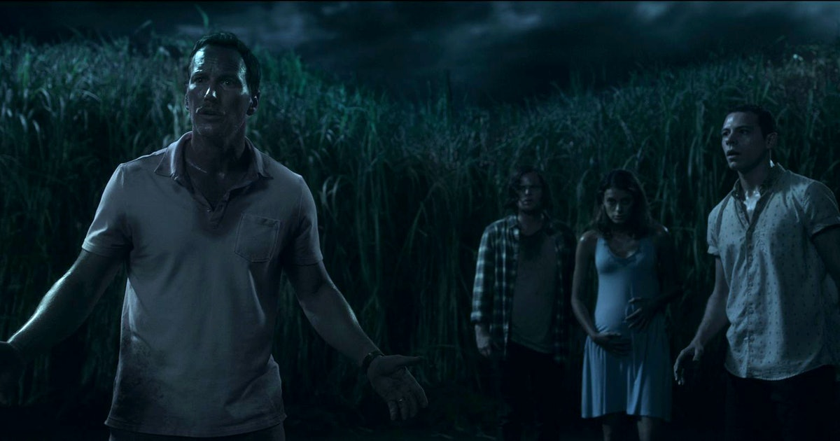 How Scary Is 'In The Tall Grass'? You Don't Want To Get Lost In This Field