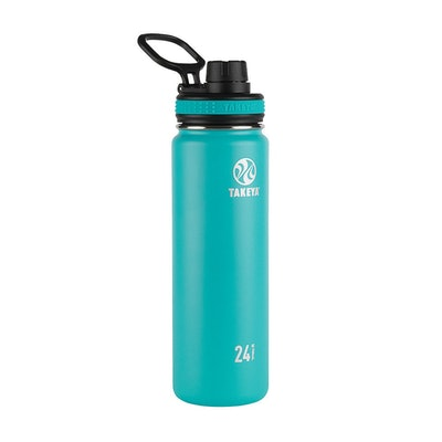 Takeya Originals Insulated Water Bottle, 24 Ounces