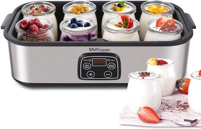 MVPower Digital Yogurt Maker