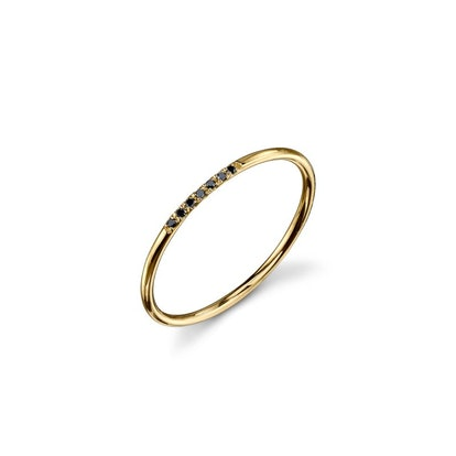 Yellow-Gold 7-Stone Ring
