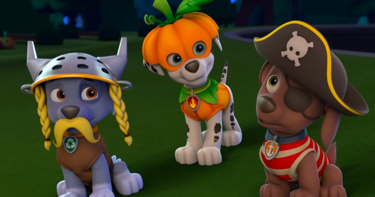 Target's Free 'Paw Patrol' Trick-Or-Treating Event Will Be Pup-Tastic