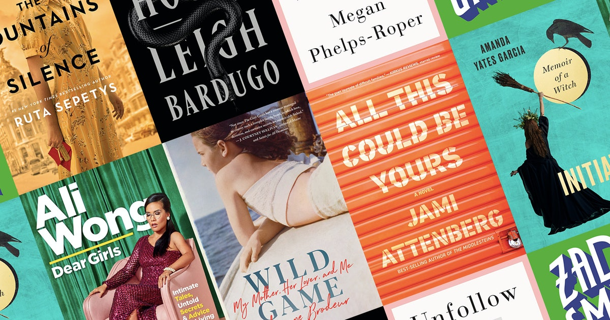 30 New Books Out In October 2019 To Get Excited About