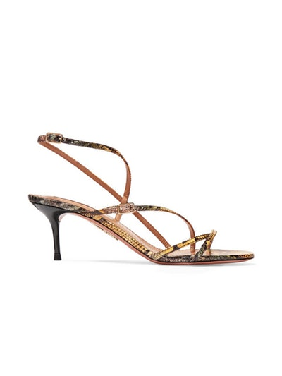 Carolyne 60 Elaphe Sandals