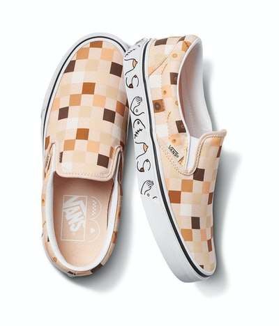 Nude Check Classic Slip Ons