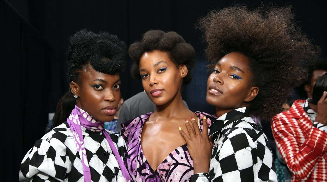 11 Natural Hairstyles For Fall Plucked Straight From The Spring 2020 Runways