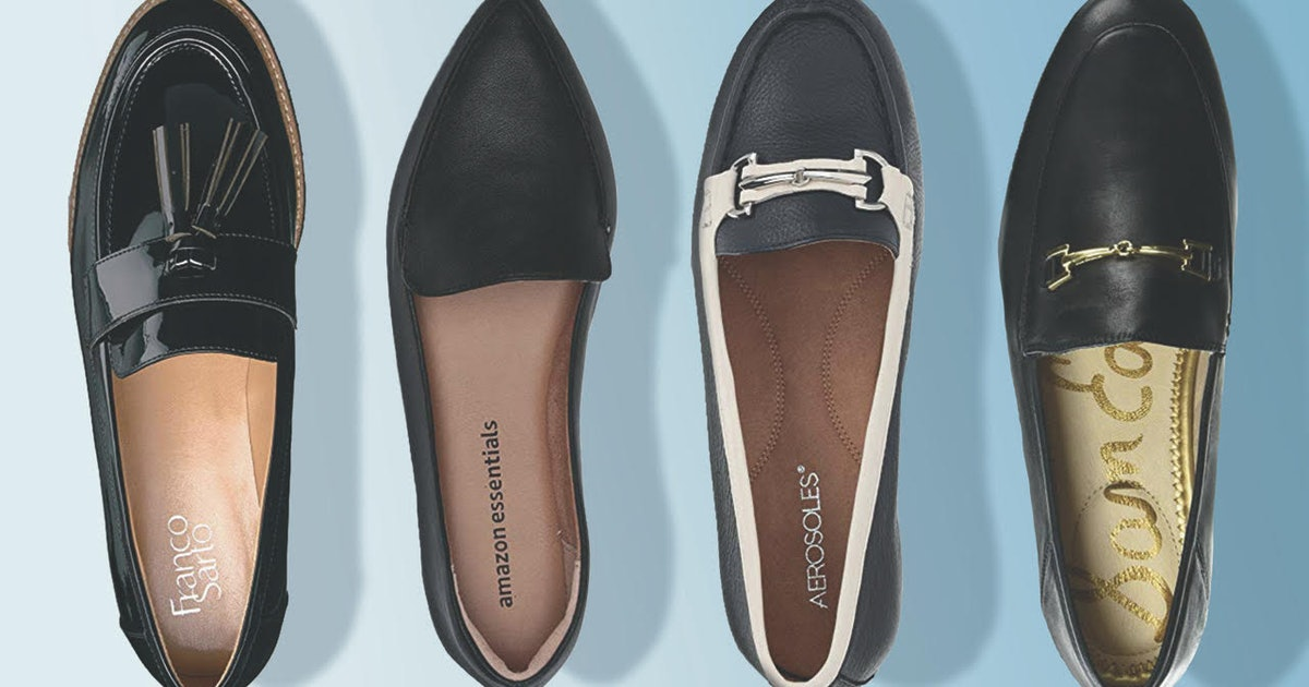 The 9 Most Comfortable Loafers For Women