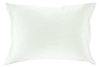 Sleeping In Silk Pillow Case