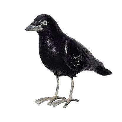 Ceramic Crow Object