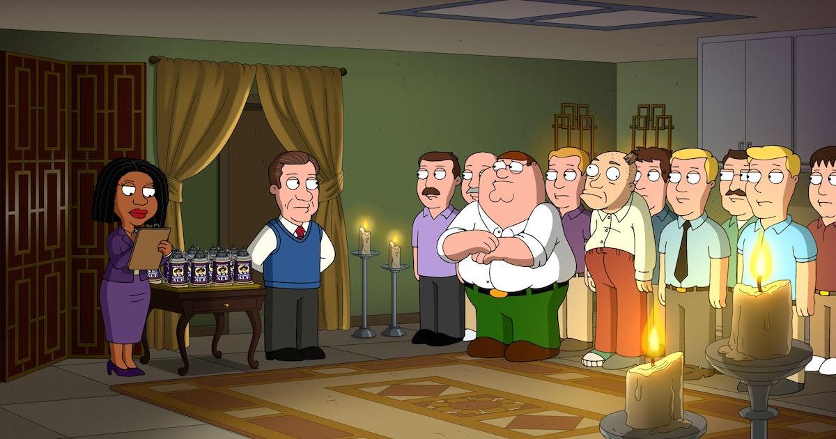 Nick Viall's 'Family Guy' Cameo Made Fun Of His 'Bachelor' Track Record