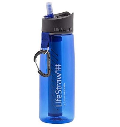 LifeStraw Go Water Filter Bottle