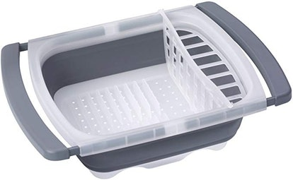 Prepworks By Progressive Over-The-Sink Dish Drainer