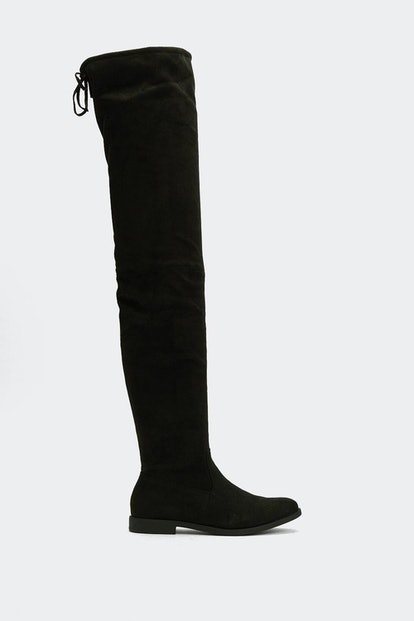 Give It All You've Got Thigh-High Boot