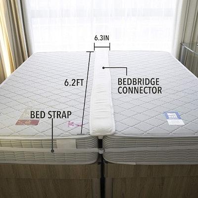 FeelAtHome Bed Bridge Connector