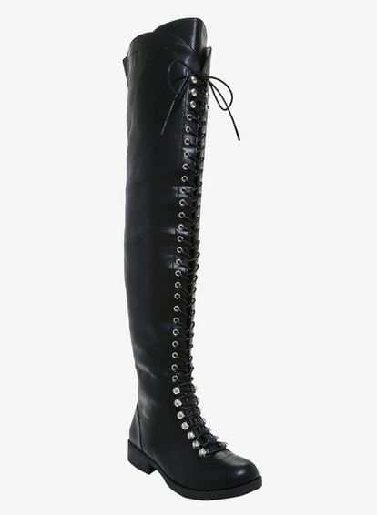 Get Into Action Over-The-Knee Boots