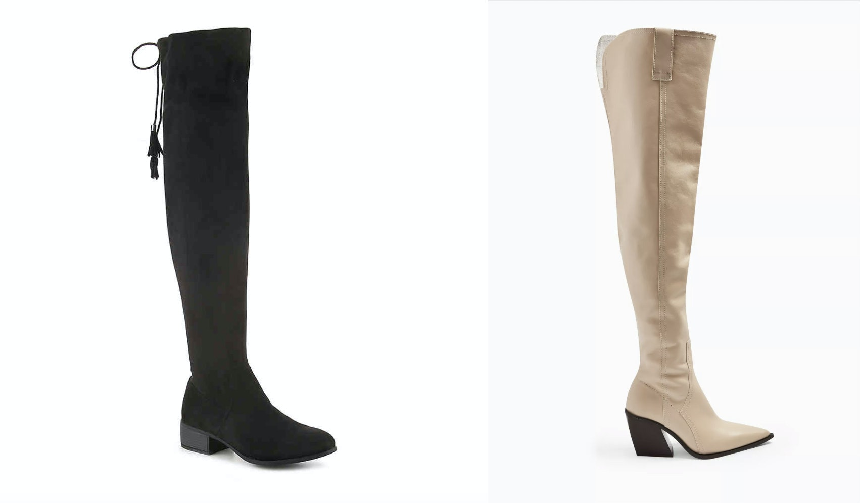 20 Thigh-High Boots For Fall 2019 That